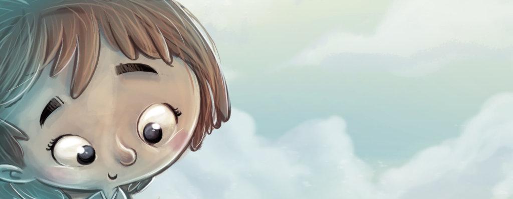 Enfant en plein air