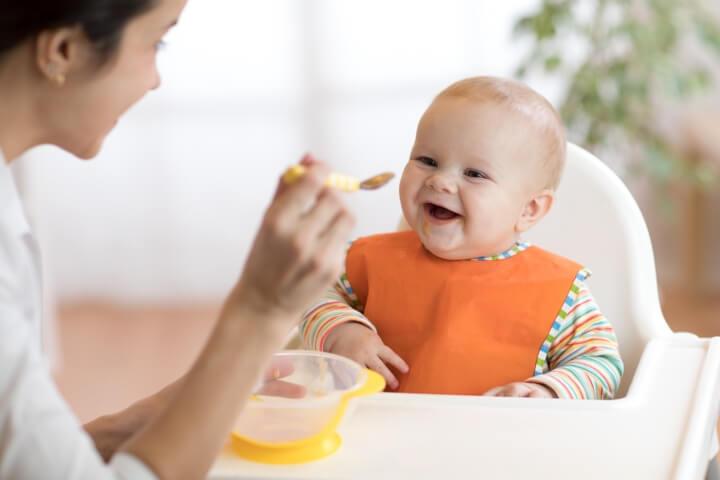 diversification alimentaire de bébé