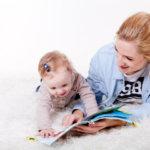lecture à bébé